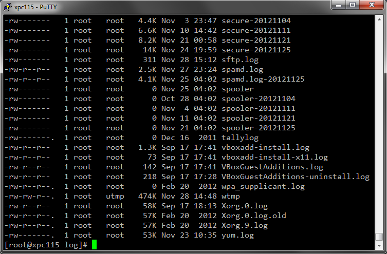 How to enable SFTP logging in Linux