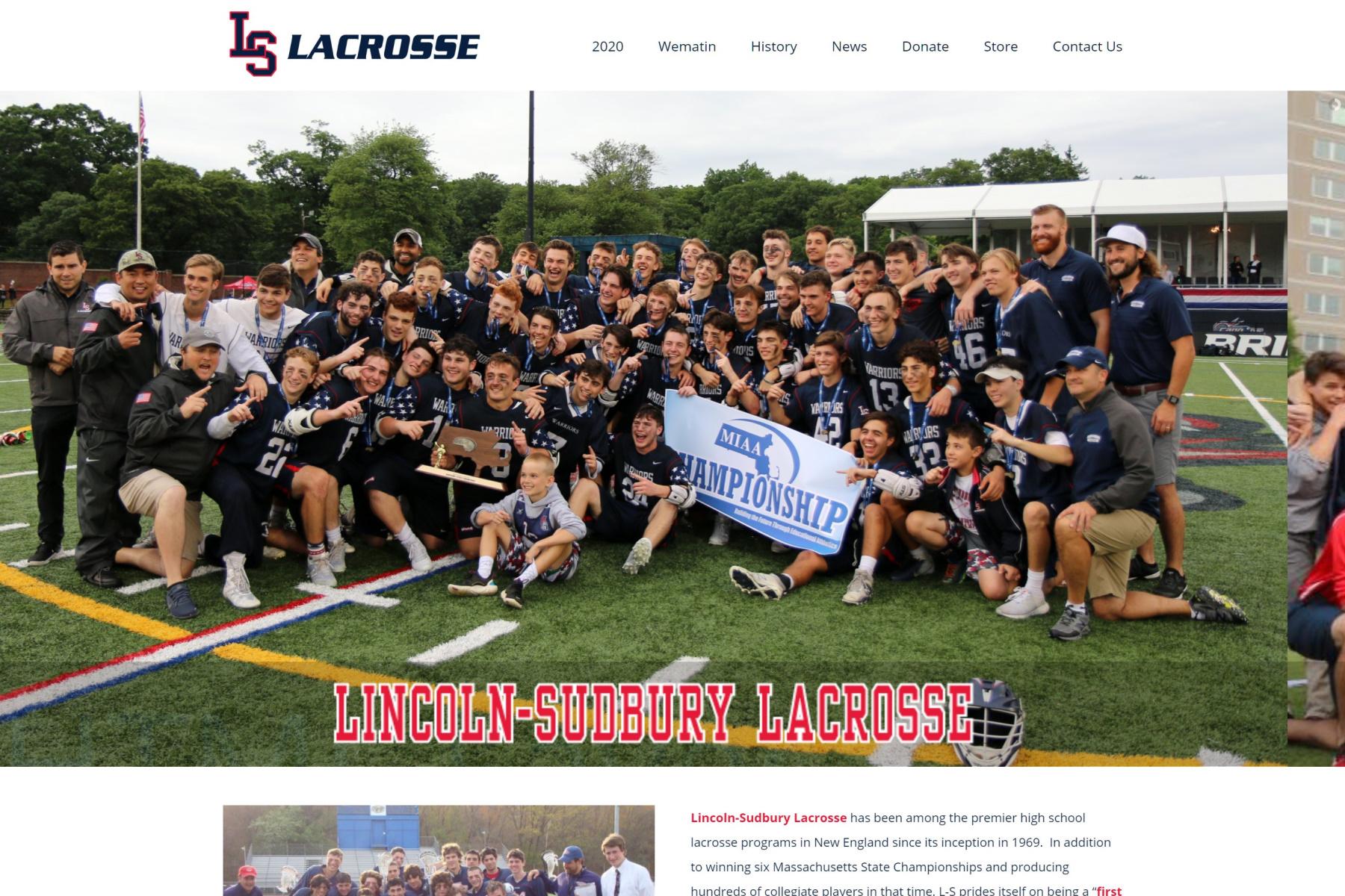 Lincoln-Sudbury Lacrosse